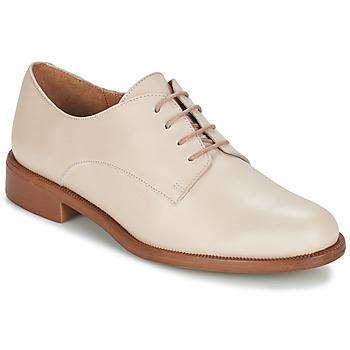 鞋子 女士 德比 André LOUKOUM 米色