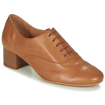 鞋子 女士 德比 André CASSIDY 驼色