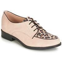 鞋子 女士 德比 André CAPVERT Leopard