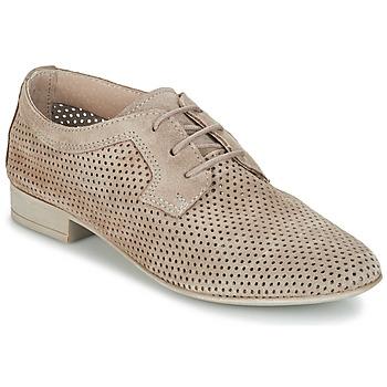 鞋子 女士 德比 André SENTINELLE 米色