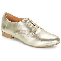 鞋子 女士 德比 André COMPLICITY 金色