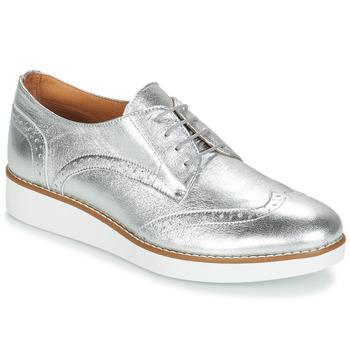 鞋子 女士 德比 André CAROU 銀灰色