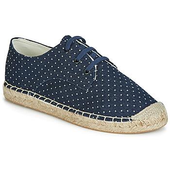 鞋子 女士 帆布便鞋 André SYBILLE 牛仔