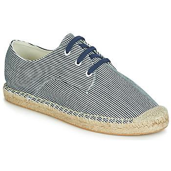 鞋子 女士 帆布便鞋 André SYBILLE 蓝色