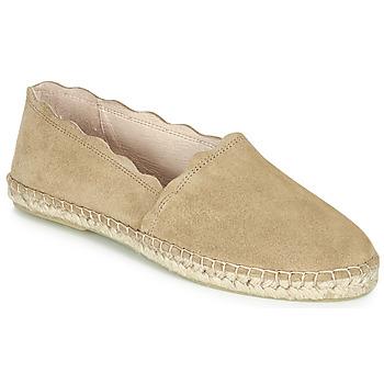 鞋子 女士 帆布便鞋 André RHUM 灰褐色