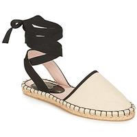 鞋子 女士 帆布便鞋 André ROSA 米色