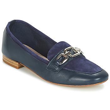 鞋子 女士 皮便鞋 André CRIOLLO 蓝色
