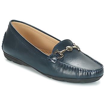 鞋子 女士 皮便鞋 André CABRIOLE 蓝色
