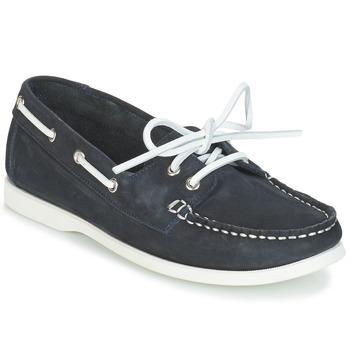 鞋子 女士 船鞋 André CATBOAT 蓝色