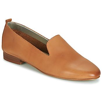 鞋子 女士 皮便鞋 André ROMANS 駝色