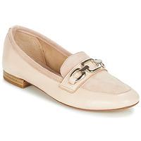 鞋子 女士 皮便鞋 André CRIOLLO 玫瑰色