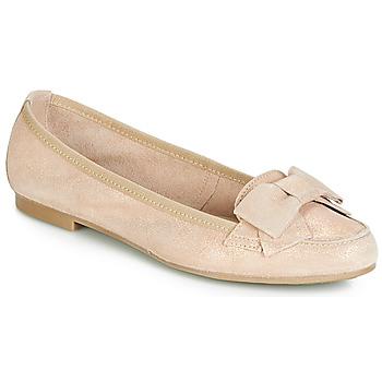 鞋子 女士 平底鞋 André CELIA 玫瑰色
