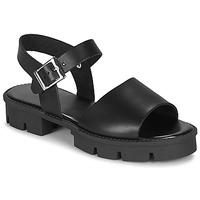 鞋子 女士 凉鞋 André ABRICOT 黑色