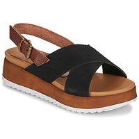 鞋子 女士 凉鞋 André REINE 黑色