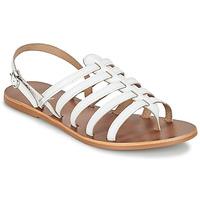 鞋子 女士 凉鞋 André ROSIANE 白色