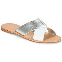 鞋子 女士 休闲凉拖/沙滩鞋 André CRYTELLE 白色