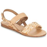 鞋子 女士 凉鞋 André RAMATUELLA 米色
