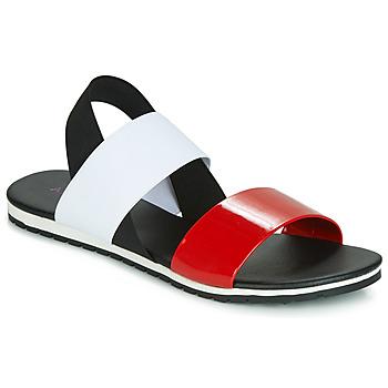 鞋子 女士 涼鞋 André SATANAS 紅色