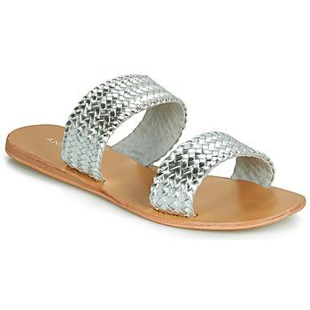 鞋子 女士 凉鞋 André CHUPA 银灰色