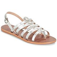 鞋子 女士 凉鞋 André ROSIANE 银灰色