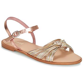 鞋子 女士 凉鞋 André SOFIA 金色