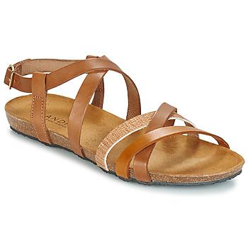 鞋子 女士 凉鞋 André ATTLAS 棕色