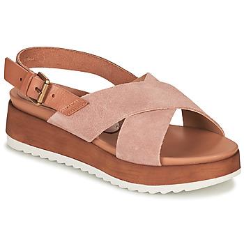 鞋子 女士 凉鞋 André REINE 玫瑰色