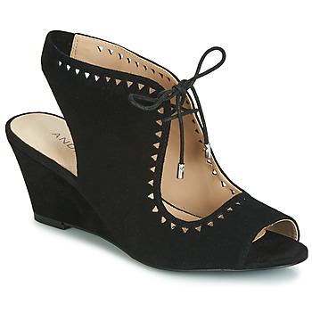 鞋子 女士 凉鞋 André SCOOP 黑色