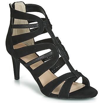 鞋子 女士 凉鞋 André CHILI 黑色