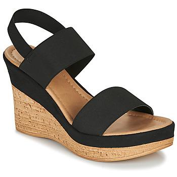 鞋子 女士 涼鞋 André RATAPLAN 黑色