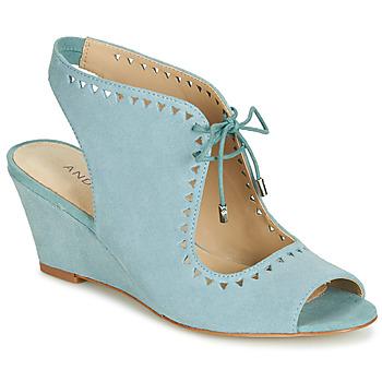 鞋子 女士 凉鞋 André SCOOP 蓝色