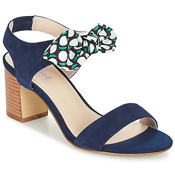 鞋子 女士 凉鞋 André SUPENS 蓝色