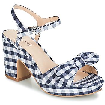 鞋子 女士 涼鞋 André SPRING 藍色