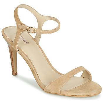 鞋子 女士 凉鞋 André SAXO 米色