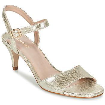 鞋子 女士 凉鞋 André CELLY 金色