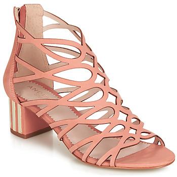 鞋子 女士 涼鞋 André Studio LA RAFFINEE 玫瑰色