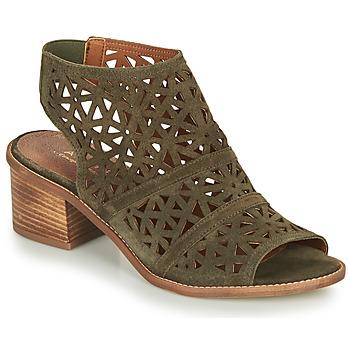 鞋子 女士 凉鞋 André CARIOCA 卡其色