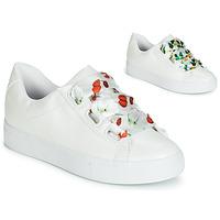 鞋子 女士 球鞋基本款 André SOLANGE 白色