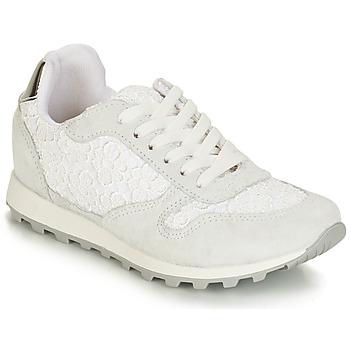 鞋子 女士 球鞋基本款 André SONG 白色
