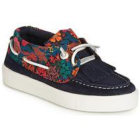 鞋子 女士 球鞋基本款 André MARGUERITE 海蓝色