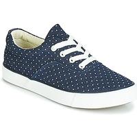 鞋子 女士 球鞋基本款 André SOLENNE 蓝色