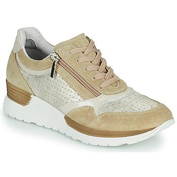 鞋子 女士 球鞋基本款 André ARLE 米色