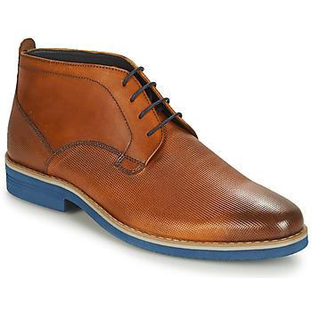 鞋子 男士 短筒靴 André CLAPOTIS 棕色