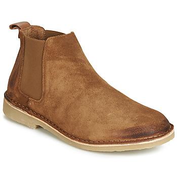 鞋子 男士 短筒靴 André RONNY 棕色