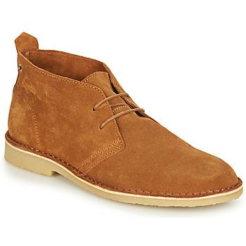 鞋子 男士 短筒靴 André BRICE 棕色
