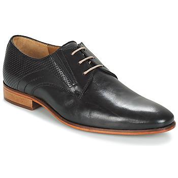 鞋子 男士 德比 André LIGURIA 黑色