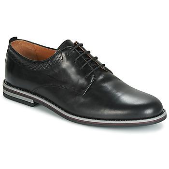 鞋子 男士 德比 André JULIEN 黑色