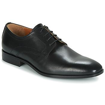 鞋子 男士 德比 André CAROUSO 黑色
