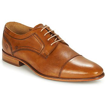 鞋子 男士 德比 André LIVING 棕色