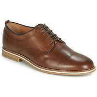 鞋子 男士 德比 André JULIEN 棕色
